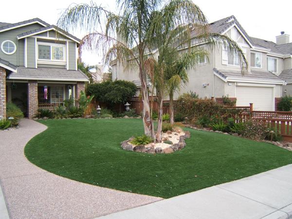 Miami Florida Artificial Turf Lawn