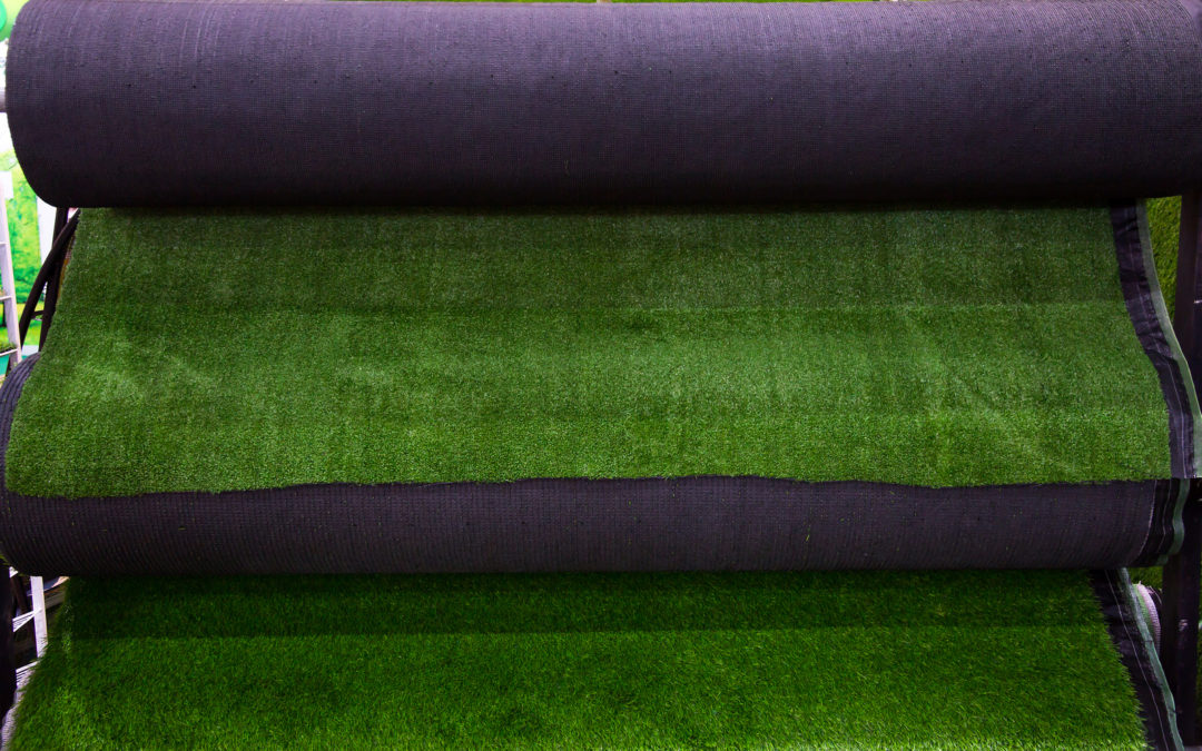 Selection of artificial grass carpet for outdoor