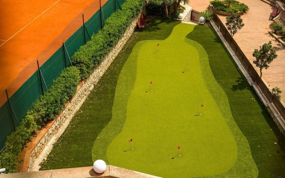 Level Up Your Game with Artificial Putting Green Grass